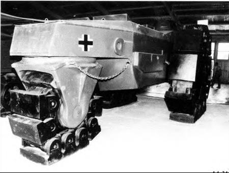 Armamento curioso de la 2ª Guerra Mundial.