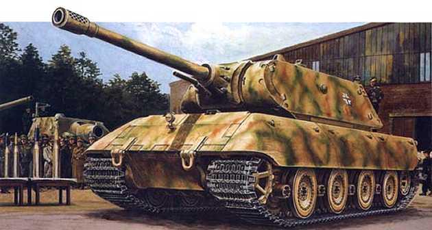 Обзор/минигайд : тяжи 10 лвл (Е 100) : Искусство войны