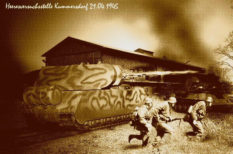 الدبابة تايغر الالمانية - صفحة 2 Maus121