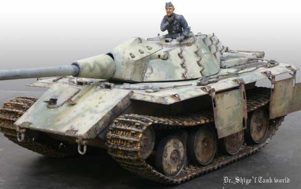 Les Panzer série E Pa1